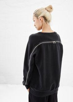 Dries Van Noten Hinze Sweatshirt (Black)