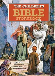 The Children's Bible Storybook