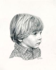 Amazing pencil portraits