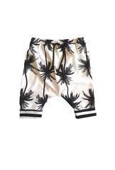 Palm Tree Harem Shorts {LUK}