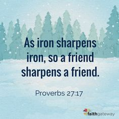 Choose friends who are inspiring, friends with integrity and good character, and soar together! Proverbs -As iron sharpens iron, so a friend sharpens a friend. Bible Scriptures, Bible Quotes, Words Quotes, Wise Words, Friend Quotes, Sayings, Quotes Quotes, Qoutes, Friendship Poems
