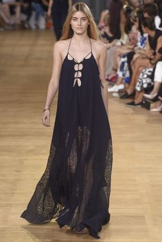 Chloé RTW Spring 2015 [Photo by Giovanni Giannoni]