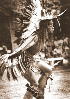 Nantacoke Eagle Dancer