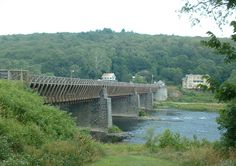 Roebling Bridge Minisink, NY
