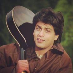 Dilwale Dulhania Le Jayenge is a 1995 Hindi language, Bollywood film that stars Shahruhk Khan, Kajol, Amrish Puri, and Anupam Kher Raj Malhotra (Shah Rukh Bollywood Stars, Bollywood News, Amrish Puri, Best Bollywood Movies, Bollywood Celebrities, Shahrukh Khan And Kajol, Srk Movies, Anupam Kher, Sr K