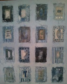 Four by Four by Sally MacCabe, via Flickr