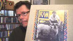 ASMR with Larry Graves: Paul McCartney Ram Deluxe Book Edition Unboxing