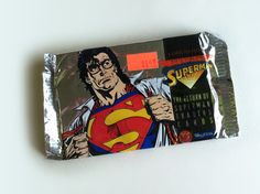 The Return of Superman Trading Cards / by RedRavenCollectibles