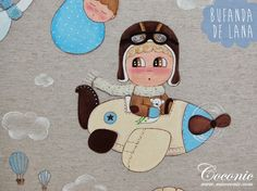 Cuadro+globos+niño+aviador+y+cigüeña3.jpg (700×524)