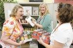 """Mary Lee Walker of Christian Service Center for Central Florida, and my mom. She created the """"Love Pantry"""" to help feed low-income kids from an environment of understanding."""