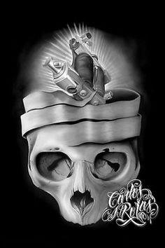 17 Best skull tattoo machine images in 2018 | Skull tattoos, Sugar ...