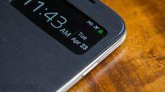 Samsung Galaxy S4 Review (Via Gizmodo)