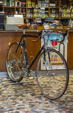 Alex Singer Bike | @the shop | Christian Bille | Flickr