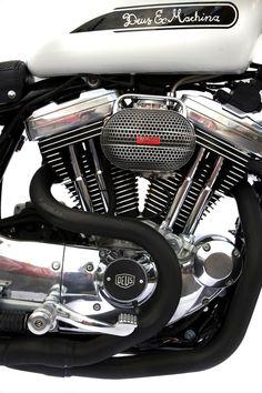Harley Davidson Sportster 4 Harley Sportster by Deus Ex Machina