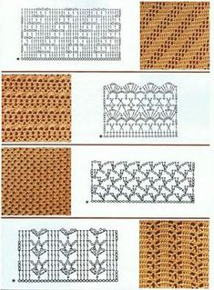 I'm thinking crochet curtains
