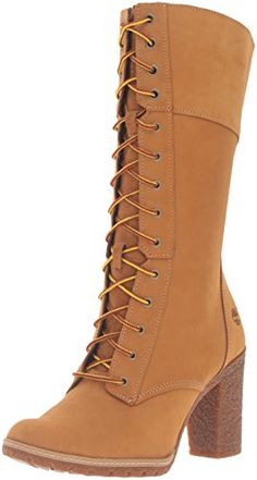 aef99e59f68a  Timberland Women s  Glancy 10 Inch  LaceUp  Boot. Official store on amazon