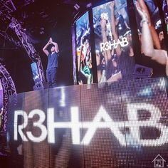 We need R3hab ❤