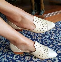 Zapatos de novia planos 2017. ¡Cómoda y radiante en tu gran día! Image: 9