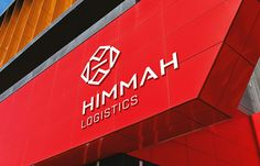 Himmah Logistics // Branding on Behance