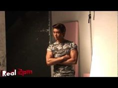 [Real 2PM] Taecyeons Photoshoot for Mens Health Magazine: and you are welcome!