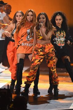 Lil mixYou can find Little mix and more on our website. Little Mix Outfits, Little Mix Girls, Little Mix Style, Cute Outfits, Little Mix Fashion, Jesy Nelson, Perrie Edwards, Stage Outfits, Dance Outfits