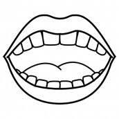 Resultado de imagem para desenhos para pintar escova de dentes e pasta