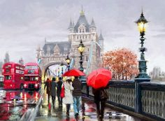 Richard Macneil, 1958 ~ Cityscape painter | Part. 2 | Tutt'Art@ | Pittura * Scultura * Poesia * Musica |