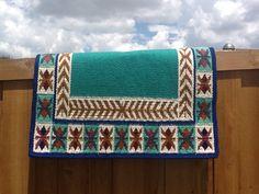 G124 Yucca Saddle Blanket
