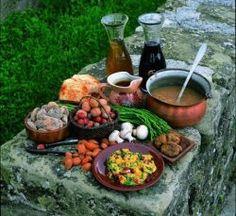 Croatian & Istrian food