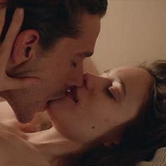 Erotismo Italiano- Everyone has got their own perversions Cute Couples Kissing, Couples In Love, Good Morning Kisses, Guess Models, Stacy Martin, Lars Von Trier, Love You Images, Shia Labeouf, James Joyce