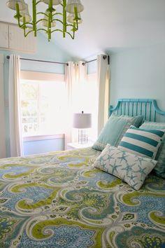 bedroom | Jane Coslick | Doc Holiday Cottage - Tybee Island