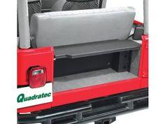 Bestop® Instatrunk™  For 97-06 Jeep® Wrangler TJ & Unlimited  Quadratec Part No: 14147.03  Manufacturer Part No: 42634-01  $149.99