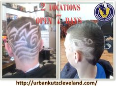 Get the most stylish razor hair cut with our Best Barbers at Urban Kutz. Groom to perfection with us. Get your appointment now by calling us on 216-521-1100 or visit our website to know more. http://urbankutzcleveland.com/