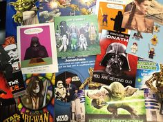 Star Wars: The Fan Awakens: 76 days to go: Happy Birthday, etc!