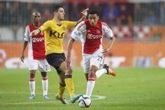 Jaïro Riedewald stond gisteravond weer in de basis bij Ajax. De verdediger speelde tegen Roda JC een sterke wedstrijd en werd door FOX Sports, ondanks dat er drie Ajacieden waren met twee doelpunten, uitgeroepen tot 'Man of the Match'.