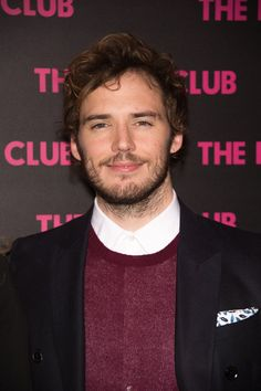 Pin for Later: 49 Photos Sam Claflin Being Absolutely Adorable