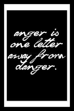 Anger/Danger
