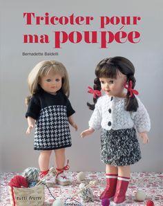 Poupées Collin : Vêtements au tricot: Amazon.co.uk: Bernadette Baldelli: 9782360091065: Books