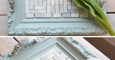 Romantic Shabby Chic DIY Project Ideas & Tutorials | Romantic shabby chic, Shabby chic and Trays