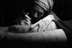 Mau Hugeat. Spiritual Tattoo.