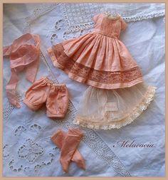 Custom outfit for the Valentine's girl | Heirloom Dress set,… | Flickr