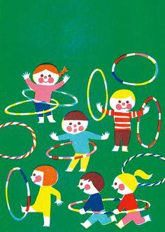 Yamauchi Kazuaki Illustrations