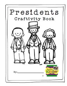 Simply Kinder: President's Day Freebie