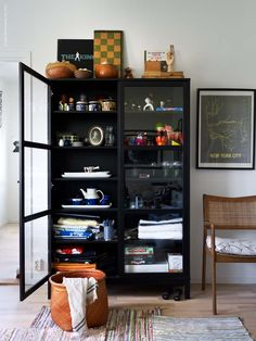 Hemma hos Marianne Styling shelves.