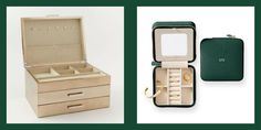 Any of these seven organizers will help you keep your rings, necklaces, earrings, and watches neat and easily accessible at all times. Jewelry Stand, Jewelry Case, Hudson Furniture, Pearl Paint, Panel Room Divider, Wood Detail, Travel Jewelry, Elle Decor, Jewelry Organization