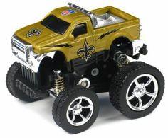 Saints R/C Monster Truck
