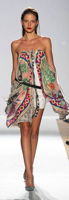 Barbara Bui Spring Summer 2013 Ready-To-Wear | bcr8tive