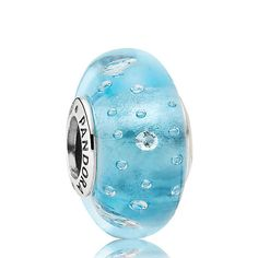 PANDORA Blue Effervescence Charm (TT9804)