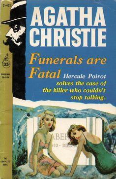 Funerals are Fatal | Agatha Christie | Hercule Poirot