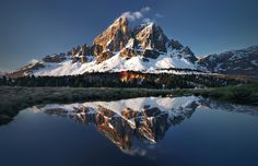 Dolomites - The Heart Of The Alps. A visual trip to the most probably most beautiful mountains of Europe's best known mountain chain.